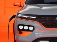 Dacia Spring 2020: la citycar 100% elettrica accessibile a tutti
