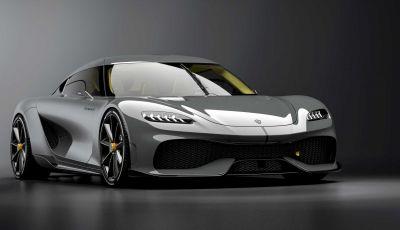 Koenigsegg Gemera 2020: hypercar ibrida da 400 km/h e 1700 cavalli