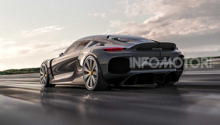 Koenigsegg Gemera 2020
