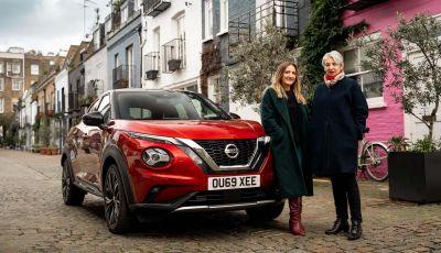 Festa della Donna: Nissan celebra le due designer della nuova Juke 2020
