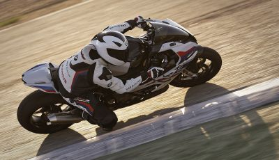 BMW Motorrad presenta i componenti M Performance per BMW S 1000 RR