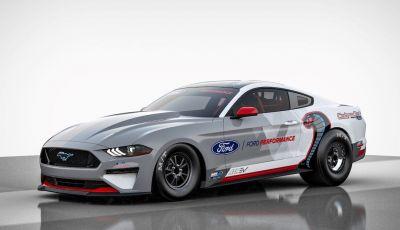 Mustang Cobra Jet 1400: la Dragster di Ford 100% elettrica
