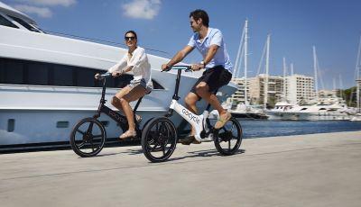 Gocycle G3: la bici a pedalata assistita in magnesio