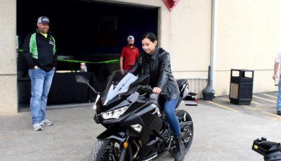 Moto rubata a un'infermiera: il concessionario gliene regala un'altra