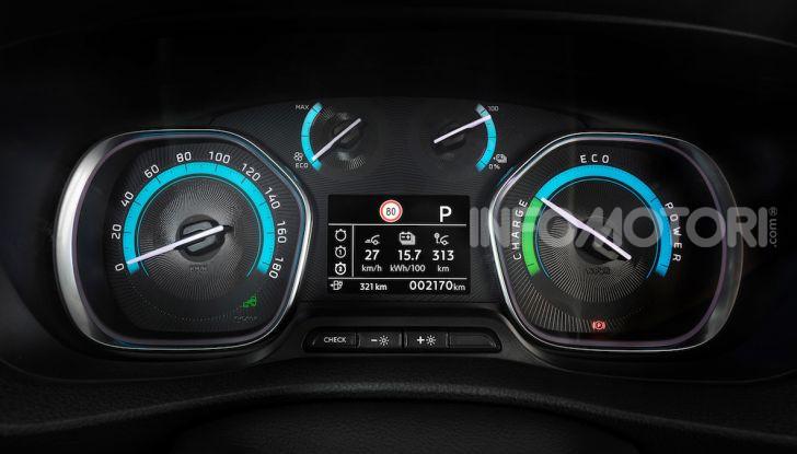 Opel Vivaro-e: il van elettrico con grande autonomia e capacità di carico - Foto 11 di 14