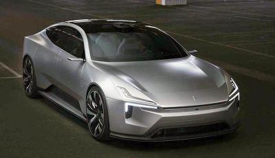 Polestar Precept: l'auto elettrica venuta dal futuro
