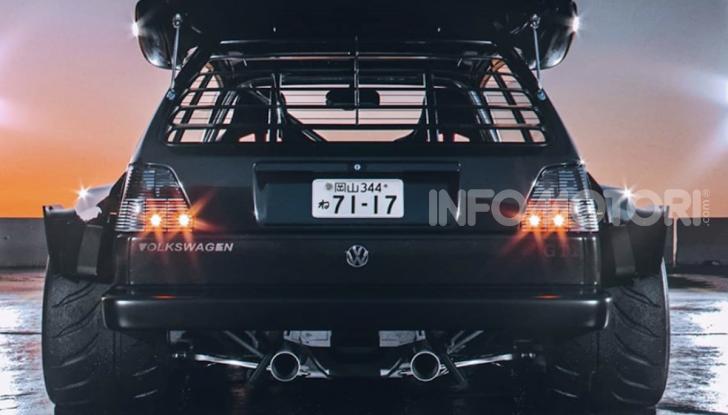 Volkswagen Golf GTI MK2: la Golf estrema diventa realtà! - Foto 2 di 6