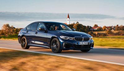 BMW M340d XDrive 2020: potenza e affidabilità ecosostenibile