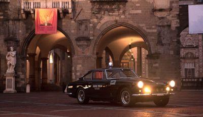 """Ferrari 250 GTE: la """"Pantera"""" della Polizia del 1962 è ora in vendita"""