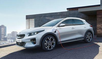 Kia: +20,8% di vendite di modelli elettrici e ibridi nel primo trimestre 2020