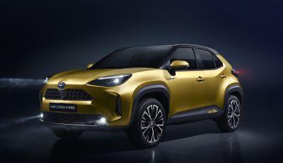 Toyota Yaris Cross Hybrid: la compatta giapponese diventa un SUV