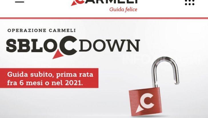 Gruppo Carmeli vende auto in tutta Italia con i Carmeli Point per la consegna - Foto 3 di 10