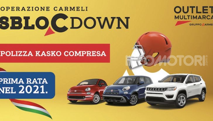 Gruppo Carmeli vende auto in tutta Italia con i Carmeli Point per la consegna - Foto 8 di 10