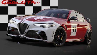 Nuova Alfa Romeo Giulia GTA: un bolide su misura