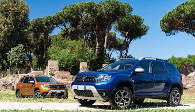 Dacia Duster TCe 100 ECO-G: arriva il Turbo GPL