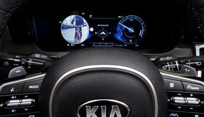 Kia Sorento, sul SUV debutta il Blind-Spot View Monitor