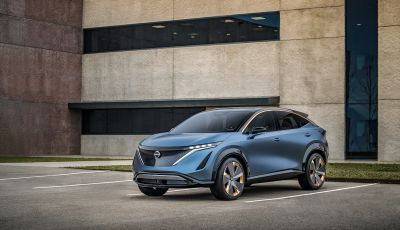 Nissan Ariya, tecnologia ed emozioni allo stato puro