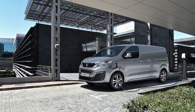 Peugeot e-Expert 2021: le consegne dell'ultimo miglio viaggiano in full electric