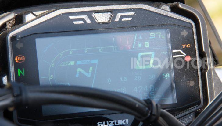 Test ride Suzuki Katana Jindachi: la naked che unisce potenza ed eleganza - Foto 11 di 40