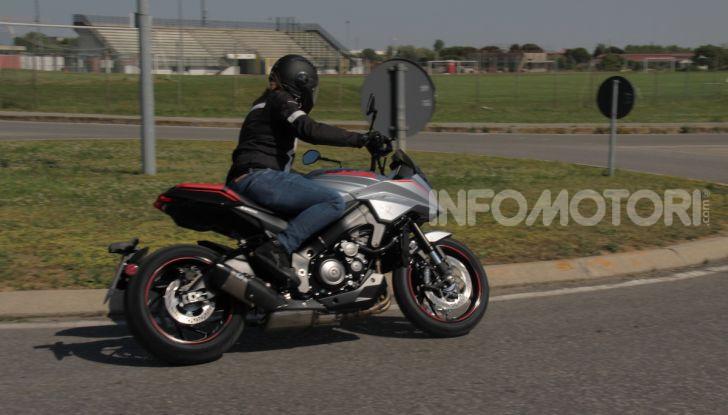 Test ride Suzuki Katana Jindachi: la naked che unisce potenza ed eleganza - Foto 40 di 40