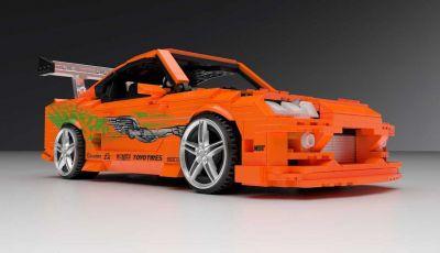 Lego: arriva il modellino della Toyota Supra?