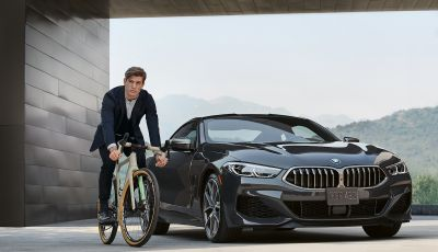 BMW e Mini firmano una nuova linea di monopattini, bici ed e-bike