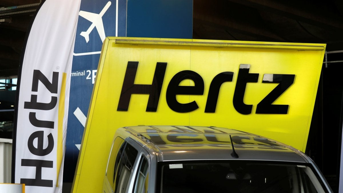 hertz auto usate vendita