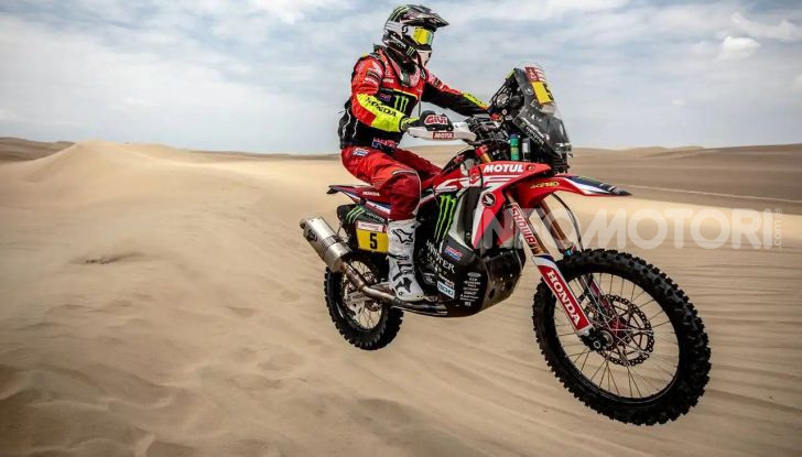 Kalahari Rally 2020 Road to Dakar