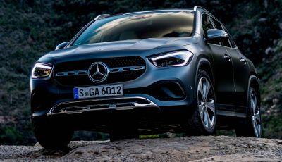 Mercedes GLA 200 Automatic: il SUV ideale per gli spostamenti in città