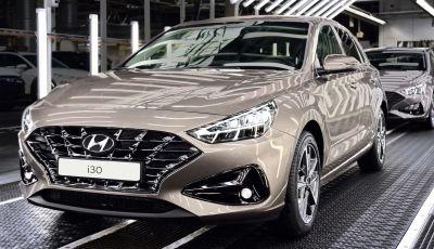 Nuova Hyundai i30 2020: è iniziata la produzione in Europa