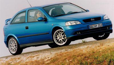 Opel Astra OPC: 20 anni fa la prima creazione dell'Opel Performance Center