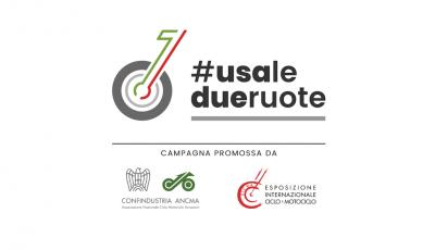 ANCMA ed EICMA lanciano la campagna #usaledueruote
