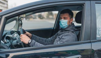 Coronavirus: regole e consigli per viaggiare in auto in sicurezza