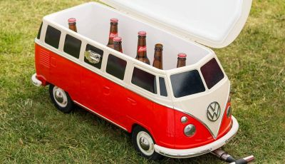 Volkswagen Bulli: su Amazon il mitico furgoncino diventa… un frigobar!