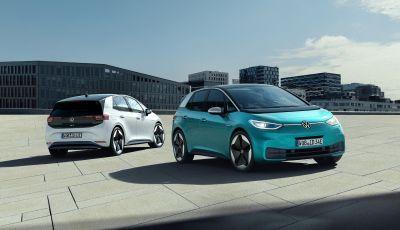 Volkswagen ID.3 1st Edition: il 17 giugno via agli ordini, le consegne in estate