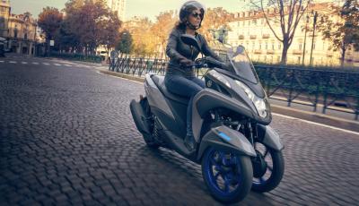 Yamaha dà il via al noleggio mensile dello scooter