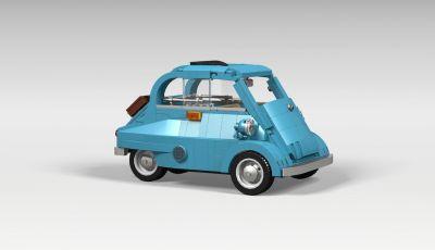 Lego: in arrivo un modellino della BMW Isetta?