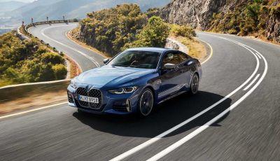 BMW Serie 4 Coupé: la media tedesca è davvero premium