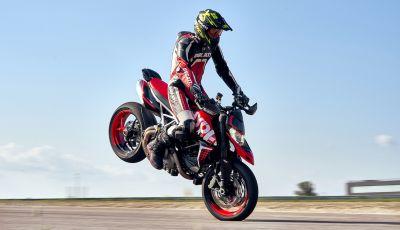 Ducati presenta la nuova Hypermotard 950 RVE