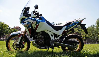 [VIDEO] Prova Honda Africa Twin 1100 Adventure Sports: regina su strada e off-road