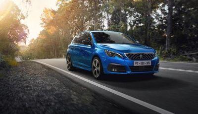 Peugeot 308: la versione 2020 è ancora più spaziosa e tecnologica