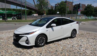 [VIDEO] Toyota Prius Plug-in Hybrid: test drive, autonomia, prestazioni
