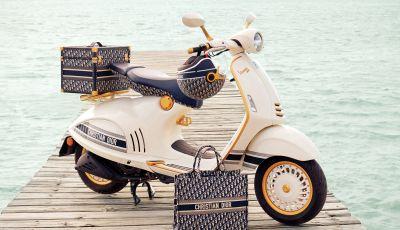 Vespa 946 Christian Dior: lo scooter tailor made che unisce Italia e Francia