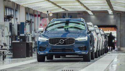 Volvo: nello stabilimento di Chengdu utilizzata il 100% di elettricità pulita