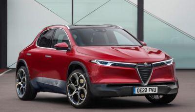 Alfa Romeo elettrica: SUV compatto in stile Tonale su base PSA?