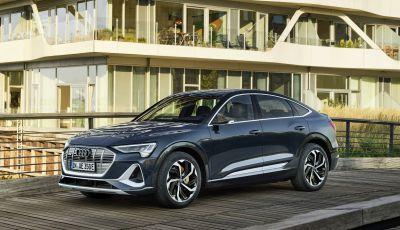 Audi e-Tron Bridge: la formula di noleggio flessibile per la mobilità elettrica