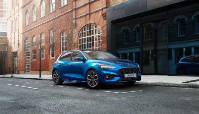 Ford Focus MY 2021: la quarta generazione parte da 23.300 Euro