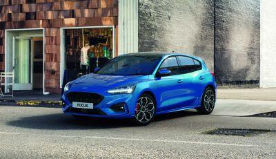 Ford Focus EcoBoost Hybrid 2020: presto in arrivo la versione MHEV