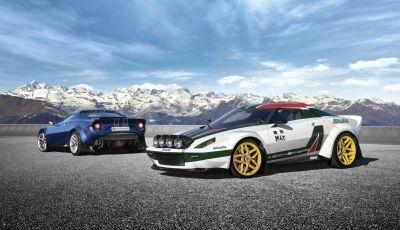 Lancia Stratos by Manifattura Automobili Torino: il mito torna in serie limitata