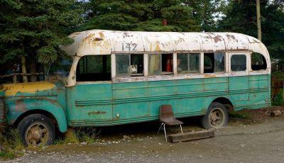 Il Magic Bus del film Into the Wild è stato rimosso!